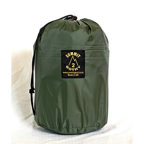 Bothy Bag für 4 Personen Grün
