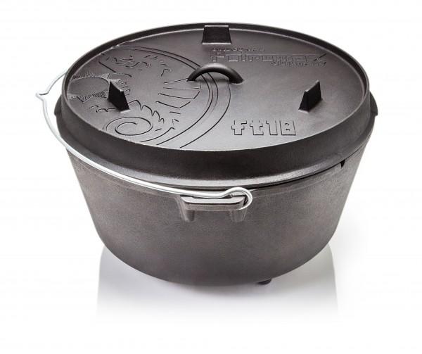 "Petromax Feuertopf 18 Liter ""Dutch Oven"""