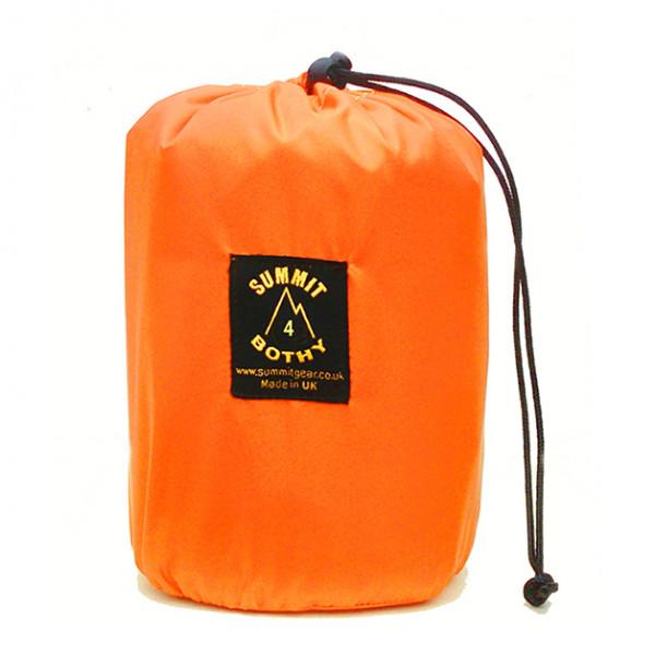 Bothy Bag für 4 Personen Orange