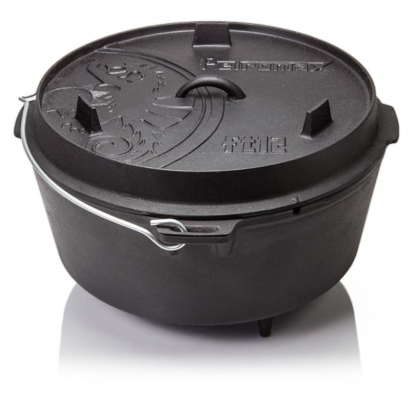 "Petromax Feuertopf 12 Liter ""Dutch Oven"""